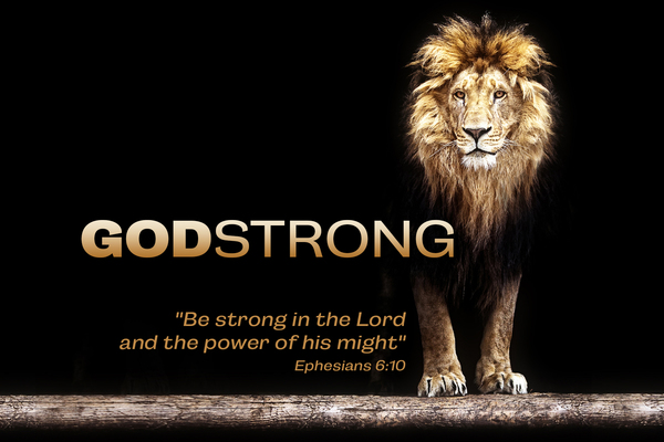 God Strong Part 5 - David Crone